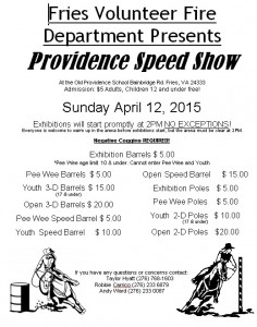 speed show